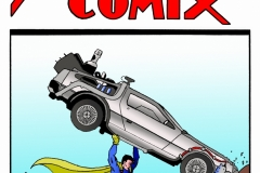 Homenaje Superman
