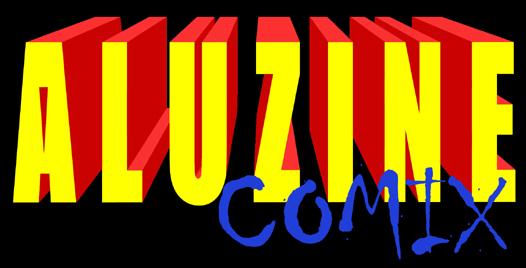 Aluzine Comix