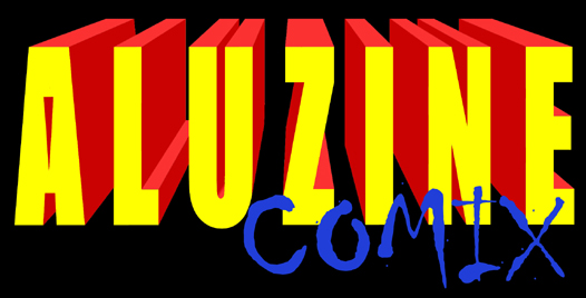 Aluzine Comix - Editorial de Comics Independiente